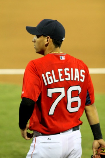 Jose Iglesias