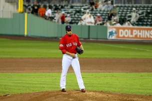 Junichi Tazawa takes over for Aceves