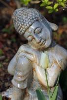 Springtime Buddha