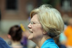 Elizabeth Warren Marches