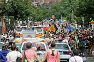 The Parade Heads to City Hall