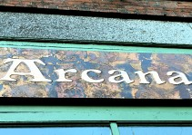 Arcana Sign-Fresco