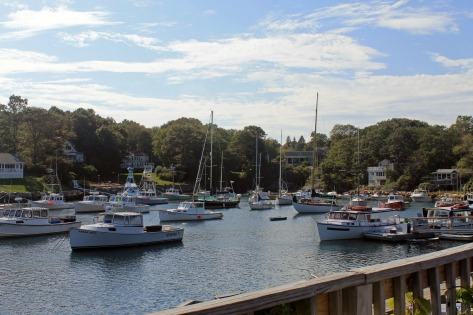 Boats at Perkins Cove 3