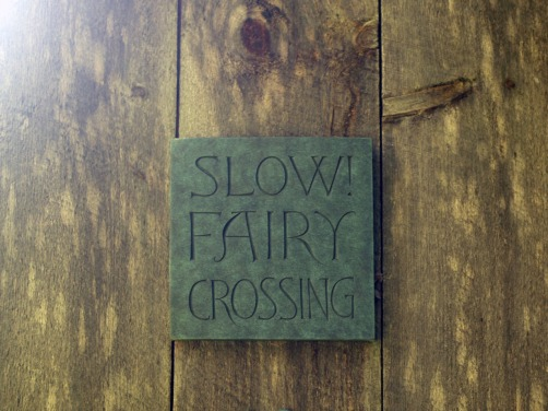 Slow Fairy Crossing