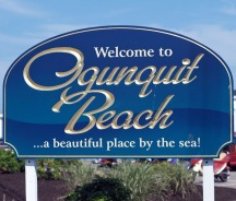 Welcome to Ogunquit Beach