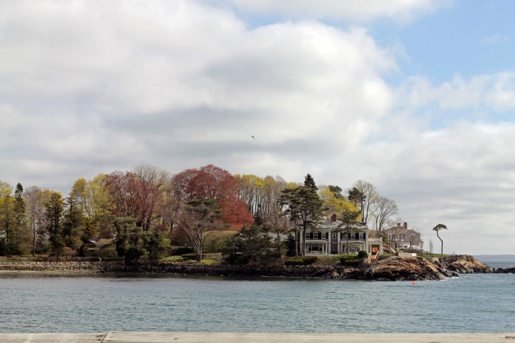 House on the Harbor, Marblehead, MA