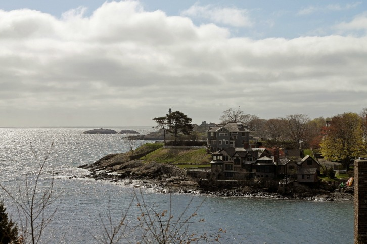 View From Frontier Park, Marblehead, MA