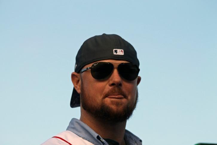 John Lester, Red Sox Rolling Parade, November 2, 2013