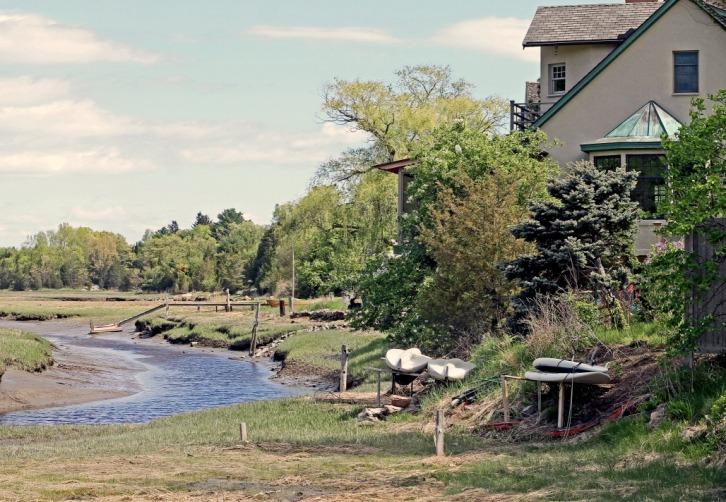 Living on the Salt Marsh, Gloucester, MA