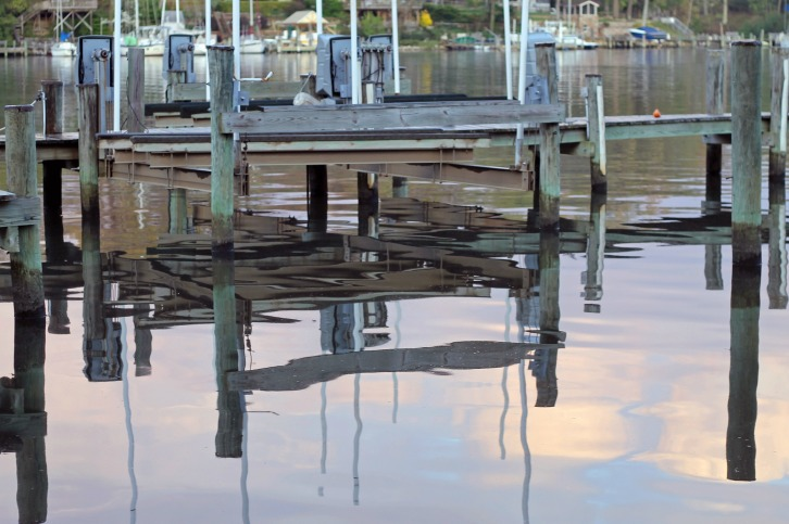 Reflections, The Dock at Pasadena, MD