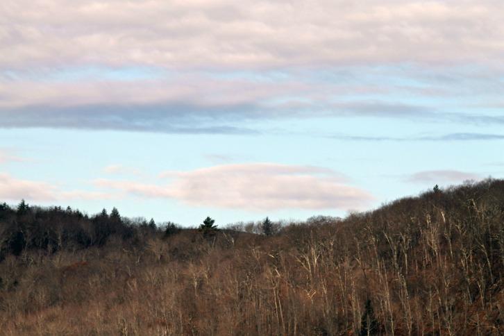 Fall Morning, North Conway, New Hampshire