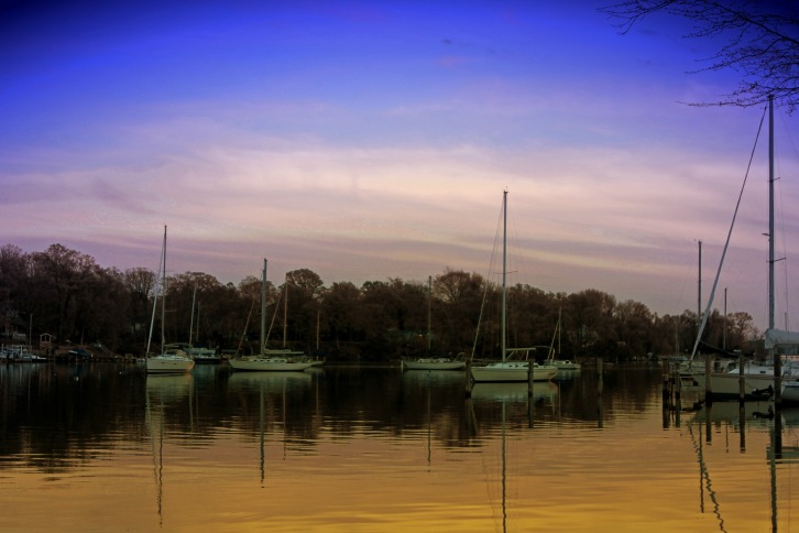 Boats, Tropical Beach Effects
