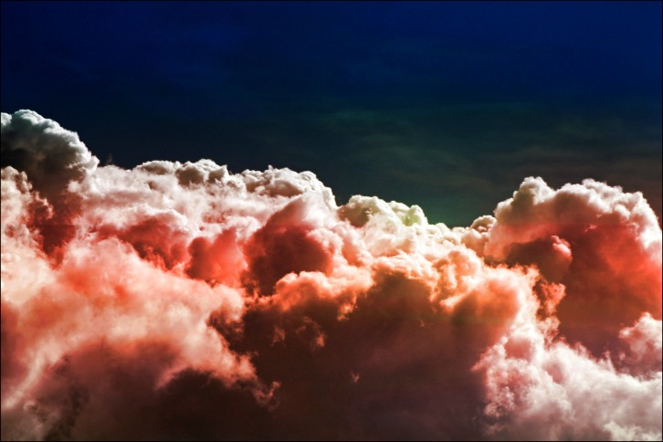 Cumulus Sunrise (Special Effects)