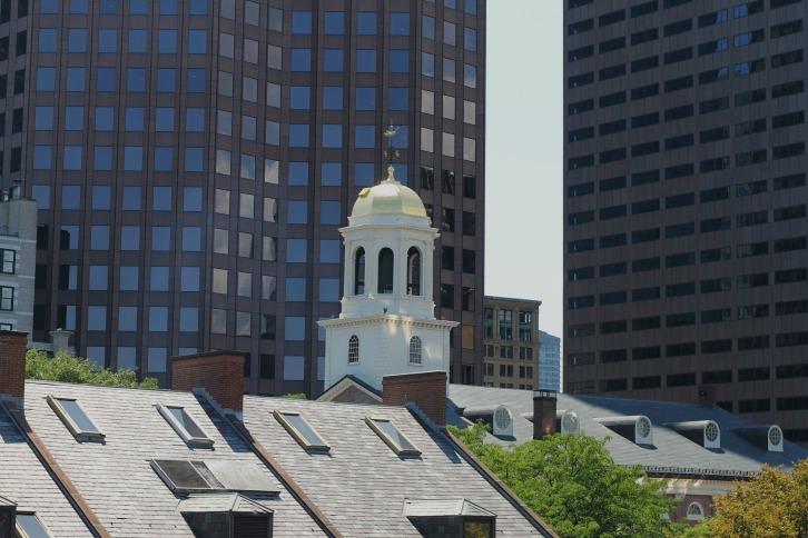 Downtown Skyline, Boston, Massachusetts