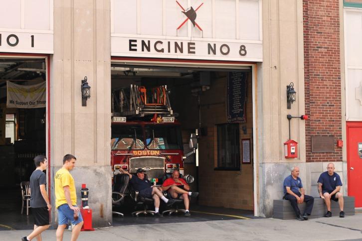 North End Fire Station, Boston, Massachusetts