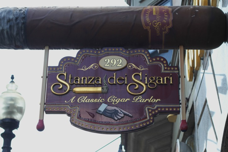 Stanzi dei Sigari, Boston, Massachusetts