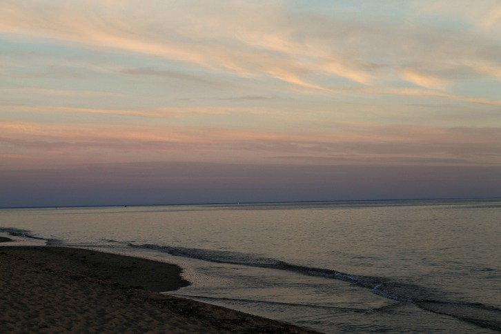 Early Evening, Herring Cove Beach, Provincetown, Massachusetts
