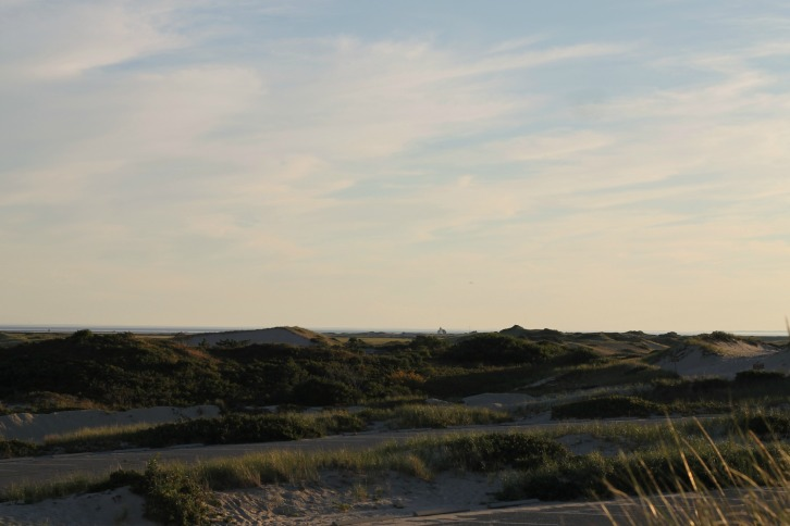 Late Afternoon, Race Point Too, Provincetown, Massachusetts