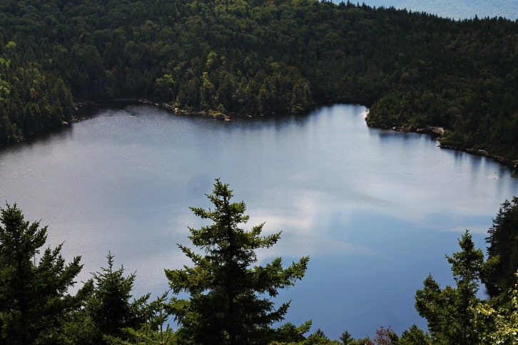 View of Loon Lake