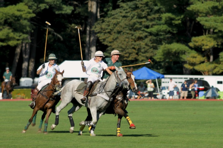 Ferrari Cup Action Too, Myopia Polo Club, Hamilton, Massachusetts