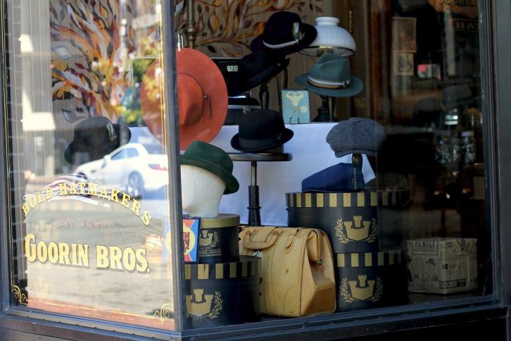 Goorin Brothers, Hatmakers, Harvard Square