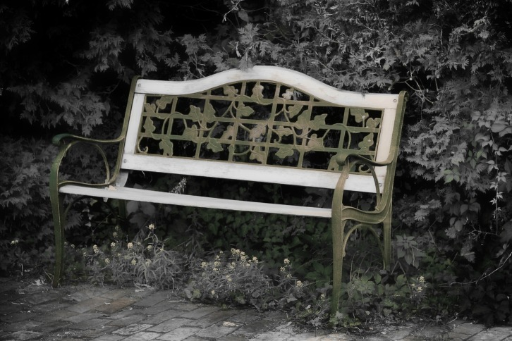 The Bench (Ghost)