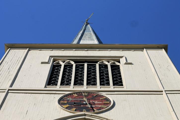 Unitarian Universalist Church, Harvard Square, Cambridge, Massachusetts
