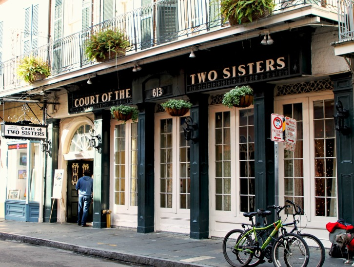 Court of the Two Sisters, French Quarter