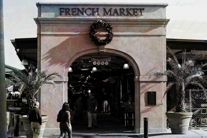 Welcome to the French Market, Special Effects