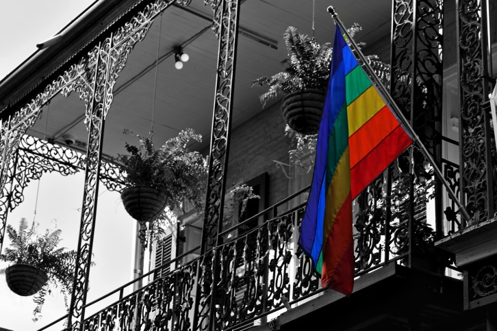 Balcony No. 25, The French Quarter, New Orleans