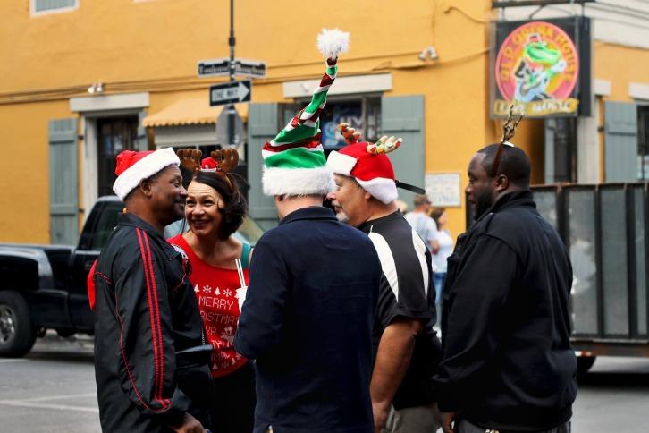 The Drunken Santa Pub Crawl, New Orleans
