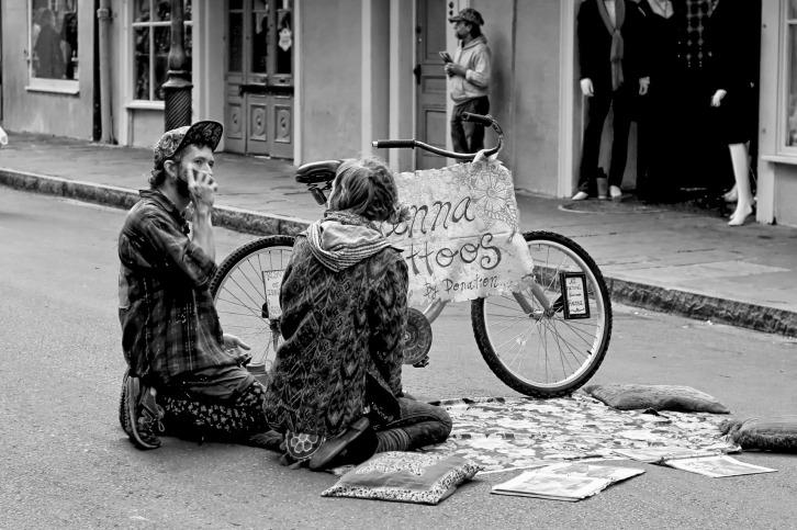 Henna On Royal Street, New Orleans