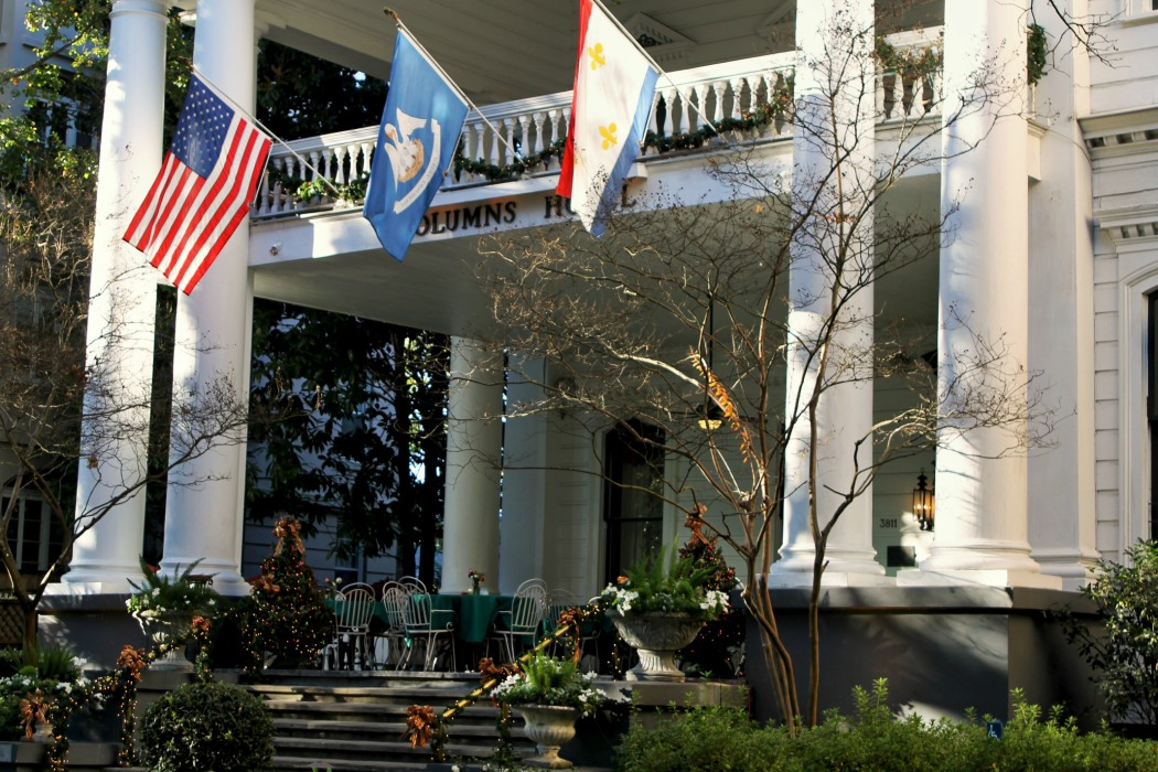 The columns hotel garden district new orleans stop - Hotels near garden district new orleans ...