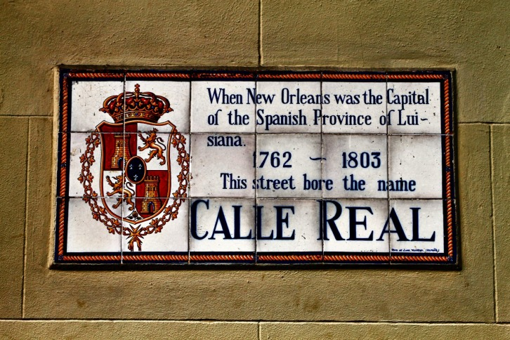Calle Real (Royal Street), The French Quarter, New Orleans