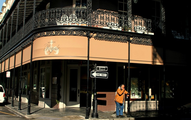 Maison Royale, The French Quarter, New Orleans