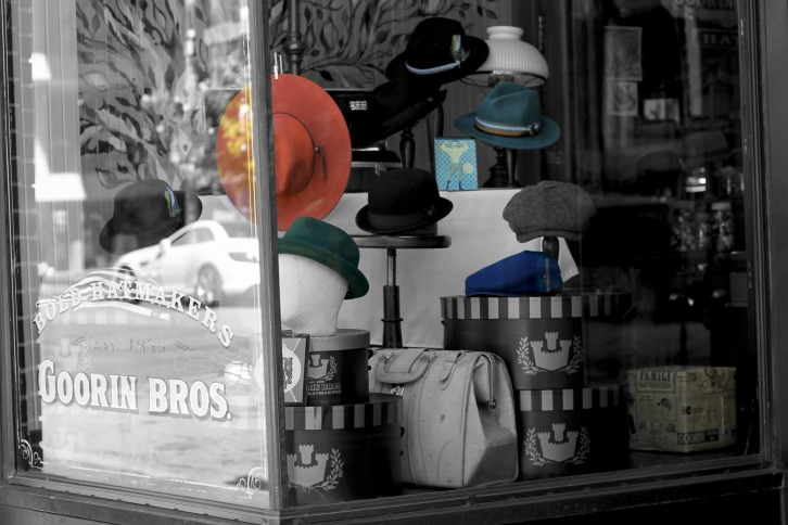 Goorin Bros. Hatmakers, Harvard Square