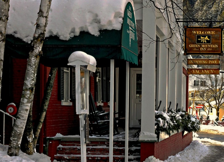 The Green Mountain Inn, Stowe, Vermont