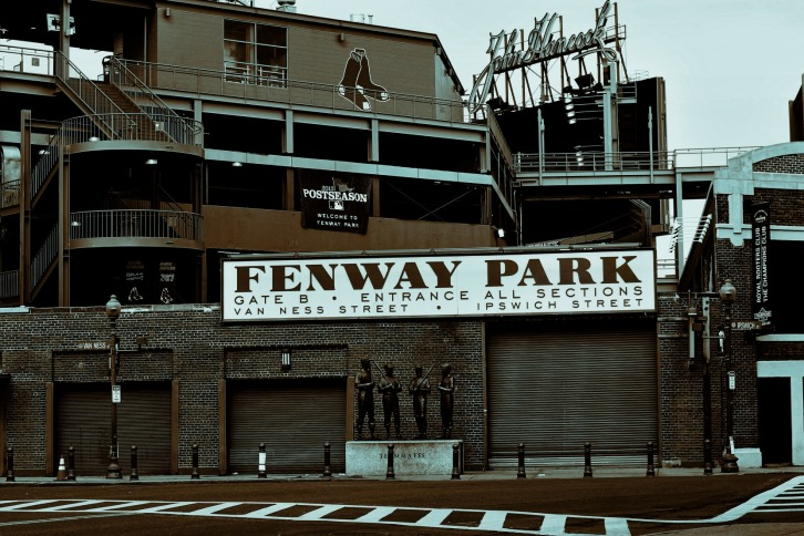 The Oldest Park in Baseball