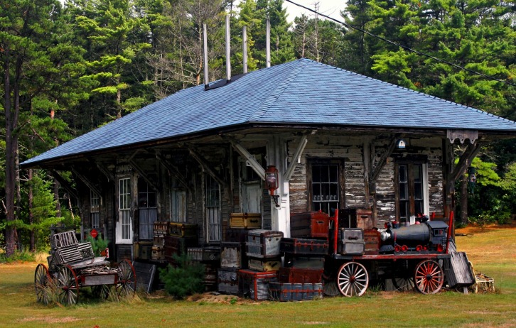 The Old Shack, Wells, Maine