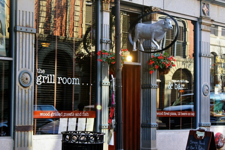 The Grill Room, Downtown Portland