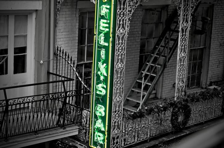 Felix's Bar, New Orleans