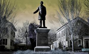 Garrison the Liberator, Newburyport, Massachusetts