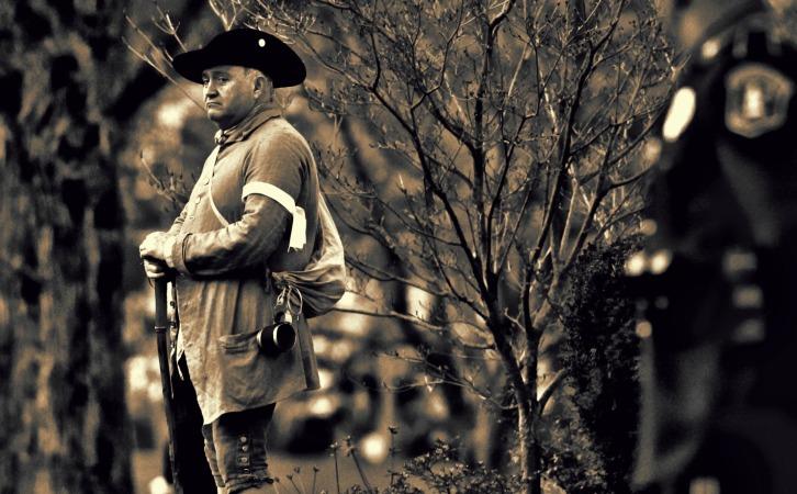 The Minuteman, Lexington, Massachusetts