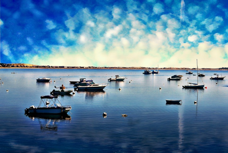 Peaceful Harbor, Provincetown, Massachusetts