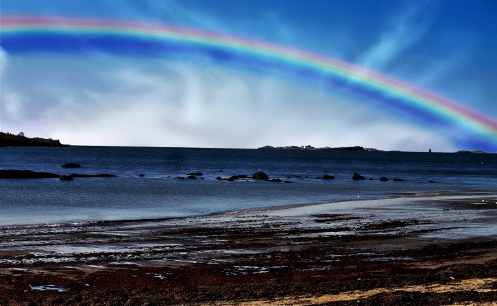 The Rainbow, West Beach, Beverly