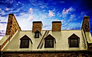 Quebec Rooftop