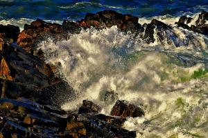 Ocean Turbulence, Maine