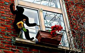 Crazy Window No. 2, Quebec