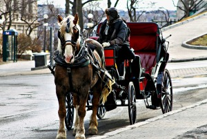 Traveling in Style, Quebec City