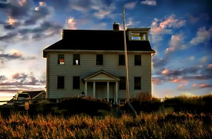 The House at Race Point, Provincetown, Massachusetts